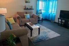 model-living-room